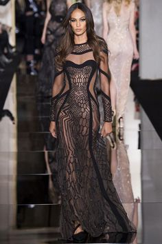 Versace spring/summer 2015 couture collection