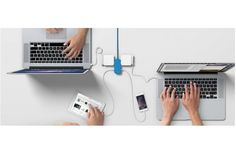 Bluelounge Portiko power cord | cord clutter solutions