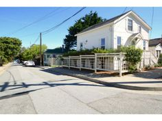 372 Junipero Av, Pacific Grove, CA 93950 — Two fantastic single-family homes on one corner lot in Pacific Grove! The main house has beautiful hardwood floors, stainless appliances and a large master bedroom. The home is filled with lots of natural sunlight and a large landscaped lot separates the two homes. The smaller house is a compact 1 bedroom, bathroom, living room and kitchen with fantastic claw foot tub and stained glass.