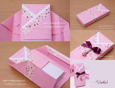korean hanbok giftwrap