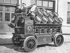 The Centeral Brewing Co. Electric Truck 1911