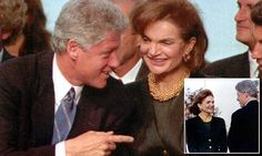 Bill Clinton 'tried to seduce' Jackie Kennedy, outlandish book claims