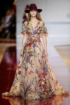 Couture Fall 16. #ZuhairMurad