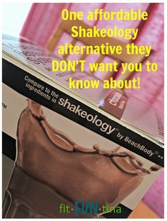 If you're looking for an affordable alternative to Shakeology, here is something you'll definitely want to look into trying. For more 21 Day Fix resources and recipes, head to http://www.FitFunTina.com