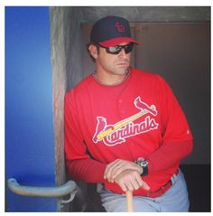 ORPHANS ? http://getbettertoday.com/mike-mathenys-letter-to-the-parents-of-young-athletes/  Mike Matheny, St. Louis Cardinals