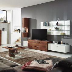 """Proto je každý kus nábytku od značky HÜLSTA unikátem. Vše se vyrábí výhradně na objednávku. Získáte tak jedinečný kus nábytku přesně podle svých přání. Od vytvoření návrhu přes poctivou řemeslnou výrobu až po kontrolu kvality: celý proces probíhá pod jednou střechou, abyste si mohli vychutnat to nejlepší s pečetí """"Made in Germany"""". Furniture, Design, Home Decor, Minimalism, Decoration Home, Room Decor, Home Furnishings, Home Interior Design"""