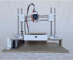 L'imprimante pour EWaste 3d Printer Designs, 3d Printer Projects, Diy Projects, Arduino Projects, Project Ideas, 3d Printing Diy, 3d Printing News, Impression 3d, Imprimente 3d