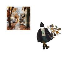 #424 by floxpolimon on Polyvore featuring polyvore Barbour Maria La Rosa UNIF Disturbia Crate and Barrel fashion style clothing