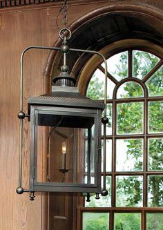 Seven Springs lantern