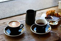 coffee chat at The Barn in #Berlin   photo by Jessica Jungbauer (read the story on Best Wishes Magazine)