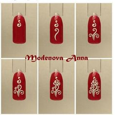 Modenova Anna Nails Tutorial More