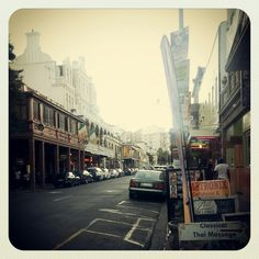 Long street is a must for anyone visiting Cape Town. There are loads of shops, boutiques, restaurants, bars and an amazing amount of beautiful buildings. My Town, Beautiful Buildings, Cape Town, Boutiques, Restaurants, Shops, Street View, Memories, Thoughts