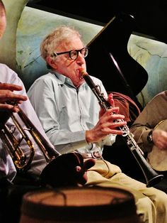 See Woody Allen play jazz at the Café Carlyle. |