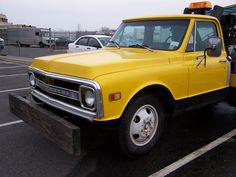 1970 Tow Truck