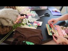 DIY: How to make a newborn tieback - YouTube