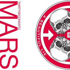 30 seconds to mars - A beautiful lie - makes me want to scream, cry and touch the sky