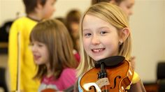 Sistema New Brunswick - teaching kids the joy of music