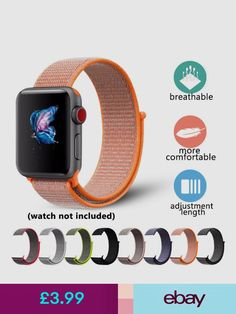 Smartwatch Bands #ebay #Jewellery & Watches