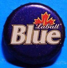 Beer Bottle Cap - Labatt Blue - Labatt Brewery Co. - Canada e62acfac6147