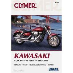 Clymer manuals yamaha v max 1985 2007 nu voor maar 3099 kawasaki vulcan 1600 series clymer manuals motorcycle repair divclassic mean streak nomad fandeluxe Gallery