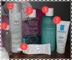 Estilo de vida : Rotina dia/noite para rosto: Peles oleosas com problemas! Mais info: http://estilodevidabylinda.blogspot.pt/2014/02/rotina-rosto-dianoite-para-peles.html