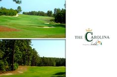 $17 for 18 Holes with Cart and Range Balls at The Carolina Club in Whispering Pines near Southern Pines, #NorthCarolina #Golf