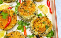 Covered in gluten free breadcrumbs these vegan fishcakes turn into crispy golden cakes of heaven. Perfect for any family dinner night.