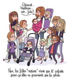 Book de l'illustratrice Magalie F