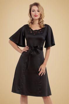 Vixen Black Mesh Dress 106 10 19439 20160914 04