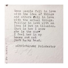 Quote Christopher Poindexter