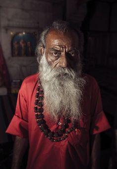 Sadhu of Jaipur. Photo by Serge Bouvet -- National Geographic Your Shot