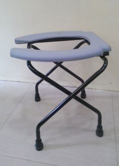 Open Front Commode Chair | wheelchaironline | Pinterest | Toilet ...