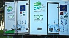 El vehículo EFRUD ha sido desarrollado por Life+ Project, ITENE, Roma Capitale, Consorzio Train, Fondazione Metes y ENEA