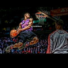 #NBA #TORONTORAPTORS Nba Stars, Toronto Raptors, Legends, Sports, Life, Art, Stars, Hs Sports, Art Background