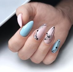 Erstaunliche Nageldesigns und neue kreative Ideen – Nageldesign & Nailart Amazing nail designs and new creative ideas # amazing # ideas # creative # nail designs … Winter Nail Designs, Winter Nail Art, Winter Nails, Acrylic Nail Designs, Nail Art Designs, Acrylic Nails, Perfect Nails, Gorgeous Nails, Fabulous Nails