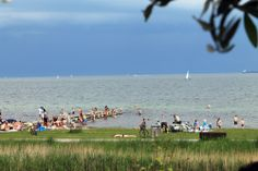 Check out Amager Stand Park if the weather allows you to enjoy the sun or take a swim. There is a lot of things going on all summer by the water - check out the packed program here http://www.amager-strand.dk/en  #Copenhagen #AmagerStrandPark
