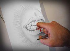 3D Pencil Drawings | Pic | Gear