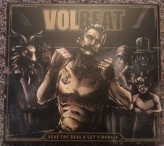 "Ebay ""Deals"" Seal The Deal & Lets Boogie (Ltd.Special Box) von Volbeat (2016): EUR 1,00 (0 Gebote) Angebotsende: Montag…%#Quickberater%"