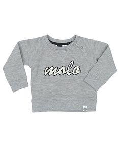 De fedeste Molo Derry sweatshirt Molo Overdele til Børnetøj i behageligt materiale