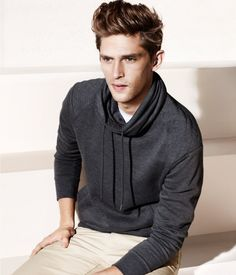 Mathias Lauridsen Plays It Casual for H Spring 2013