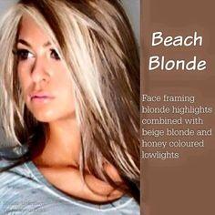 Blonde Highlights On Dark Hair, Brown Blonde Hair, Blonde Color, Chunky Highlights, Fall Blonde, Blonde Honey, Caramel Highlights, Low Lights And Highlights, Blonde Highlights With Lowlights