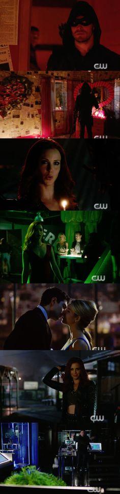 Arrow Upcoming Episodes Promo (3x05-3x06-3x07)
