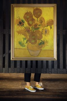 A Vans Se Une Com o Van Gogh Museum Amsterdam Em Uma Colaboração Especial  77ace068cc84e