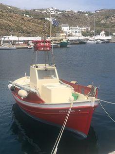 #New #port #Mykonos