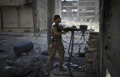 Сирија, игра је завршена…