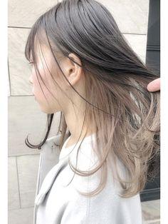 Hair Color Streaks, Hair Highlights, Hair Color Underneath, Peekaboo Hair, Two Toned Hair, Grunge Hair, Hair Designs, Pink Hair, Hair Looks