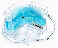 3-Pack Ant Farm Gel Refill BLUE Replacement Gel Fills All Gel Ant Farm Kits