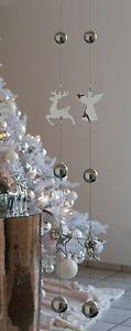 Girlande-Reindeer-Edelstahl-mit-3-Kugeln-120cm-lang-Garten-und-Haus-Windspiel