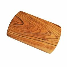 """Olive Wood Cutting / Serving Board 8.7"""" by Naturally Med. $12.99. Beautiful board handmade from olive wood. This olive wood board measures 8.7"""" x 5.5"""" x 0.5"""". Please note: Photo is an example of the product, not the exact one sent. Beautiful natural grain. Perfect to use as a cheese board, small chopping board, or to serve on. This beautiful little olive wood board is great to use as a cheese board, individual serving board, or small handy chopping board. Wow your guests by serv..."""