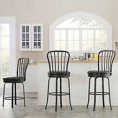 Windsor Style Barstool (set Of 3)